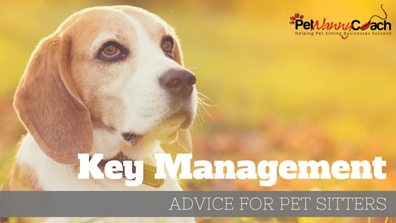 Key Management for Pet Sitters